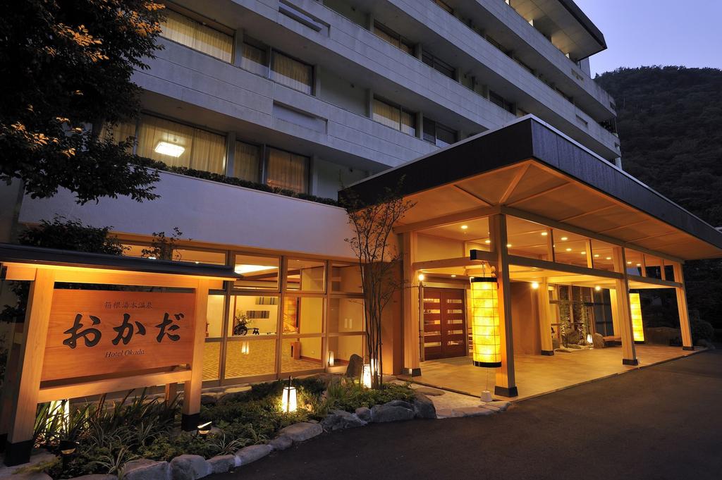 Hotel Okada, Hakone