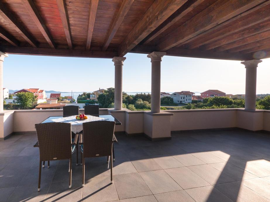 Villa Plat, Zadar