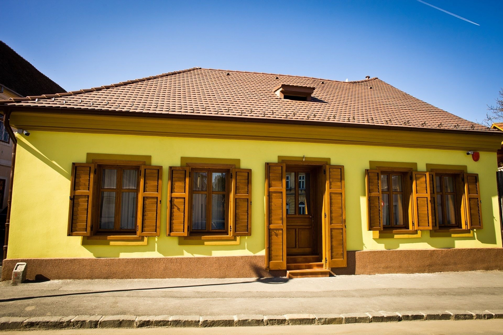 Pensiunea Kant, Sibiu