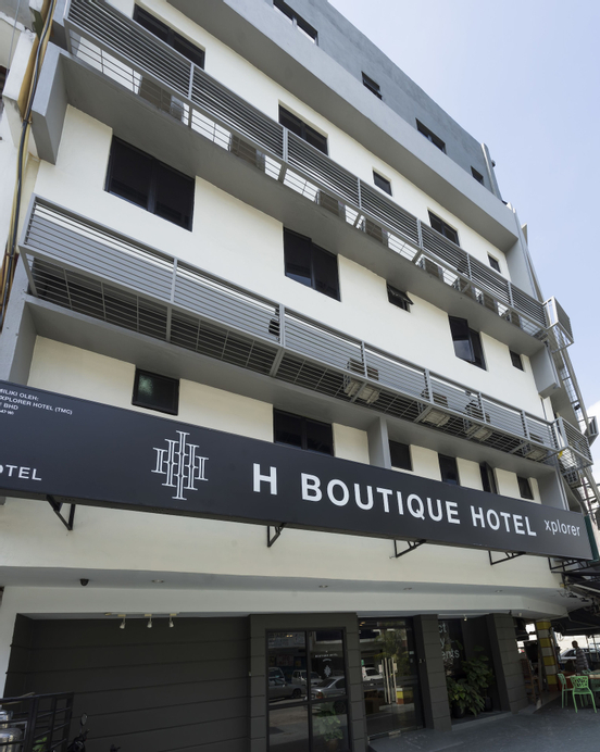 H Boutique Hotel Xplorer Maluri Cheras, Kuala Lumpur