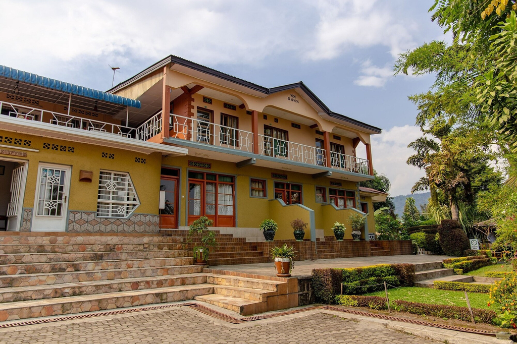 Ubumwe Hotel Gisenyi, Rubavu