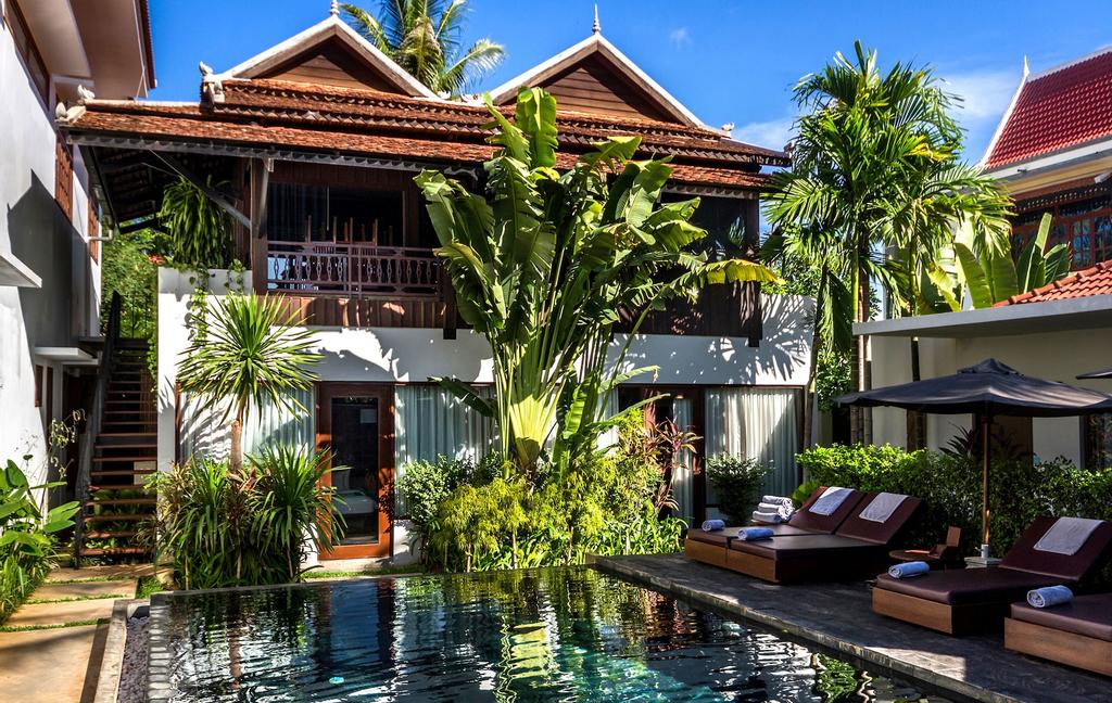 Sokkhak Boutique Resort, Siem Reab