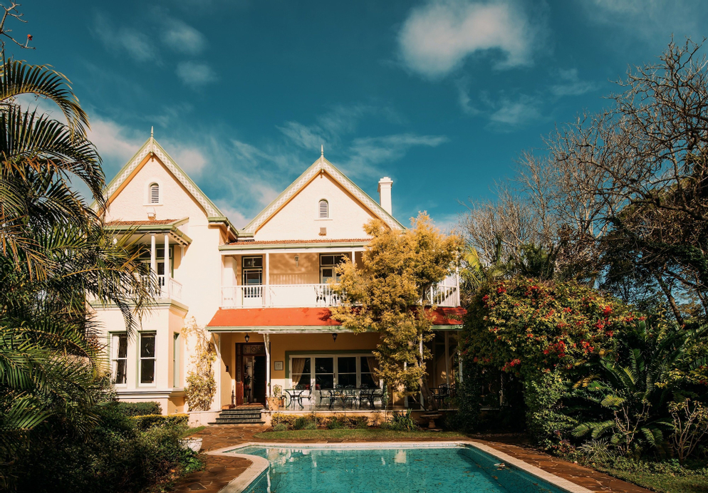 Hacklewood Hill Country House, Nelson Mandela Bay
