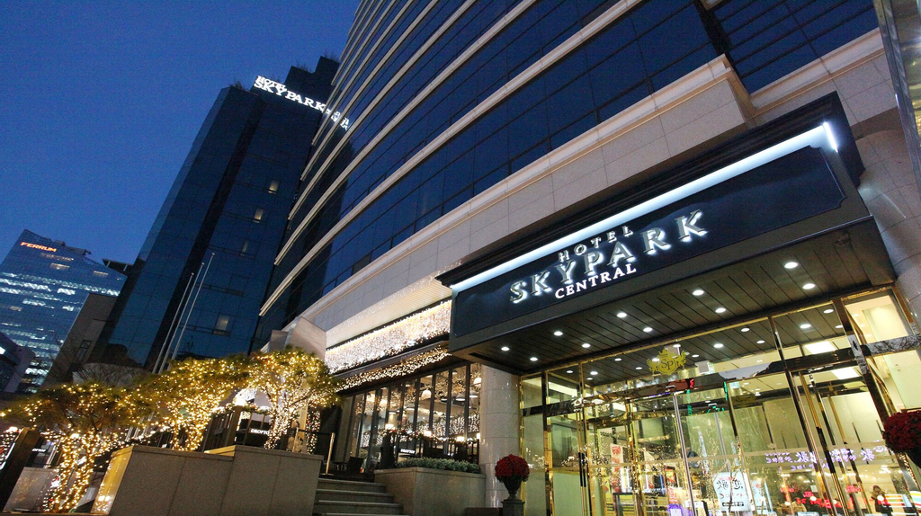 Hotel Skypark Central Myeongdong, Jongro