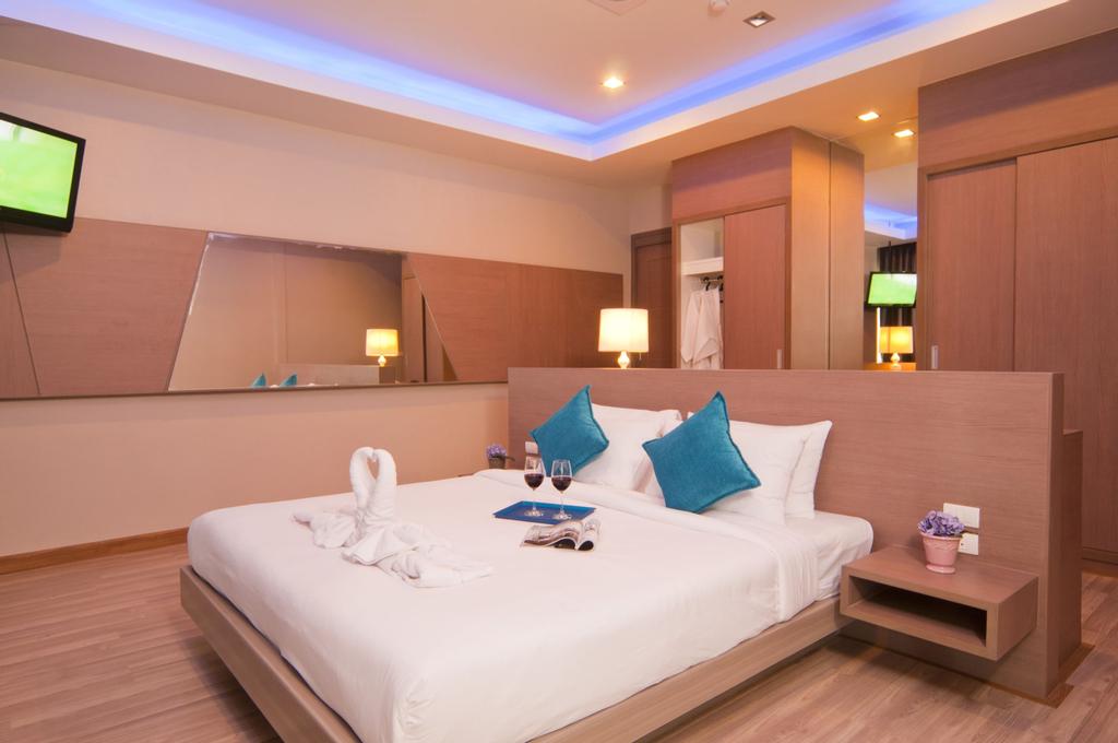 Ratana Apart-Hotel at Kamala, Pulau Phuket
