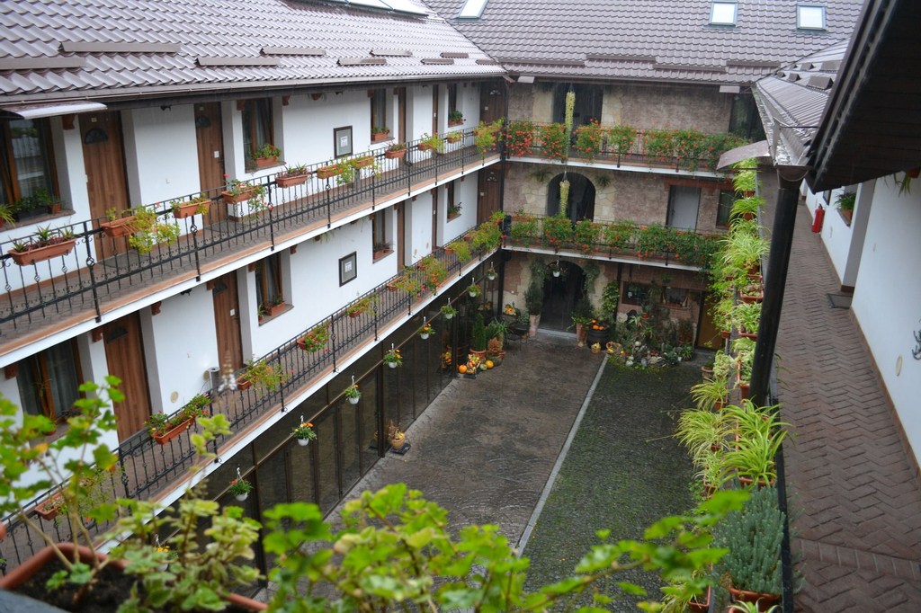 Hotel Hanul Fullton, Cluj-napoca