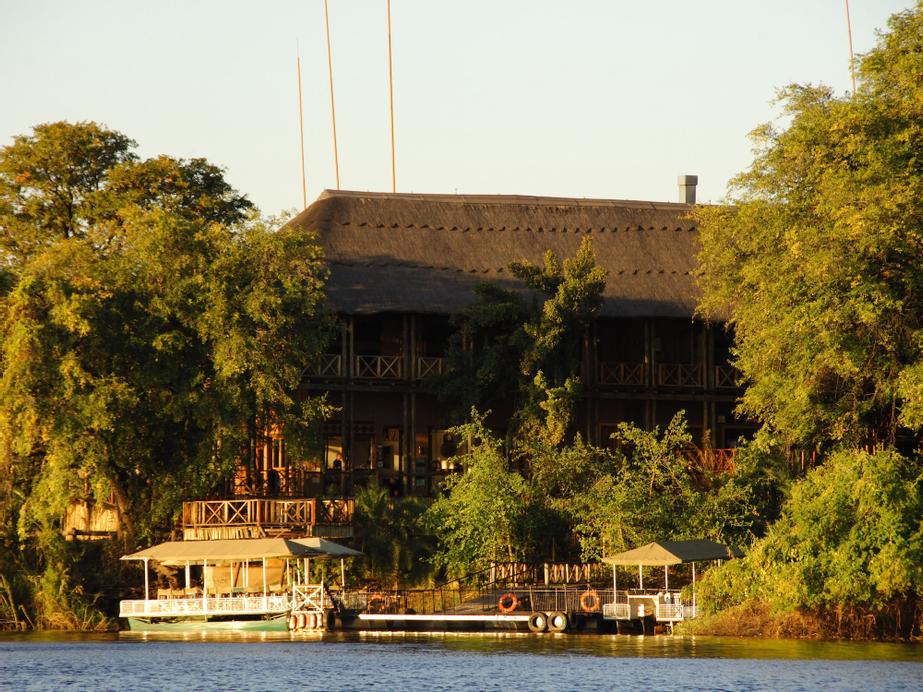 Chobe Marina Lodge, Chobe