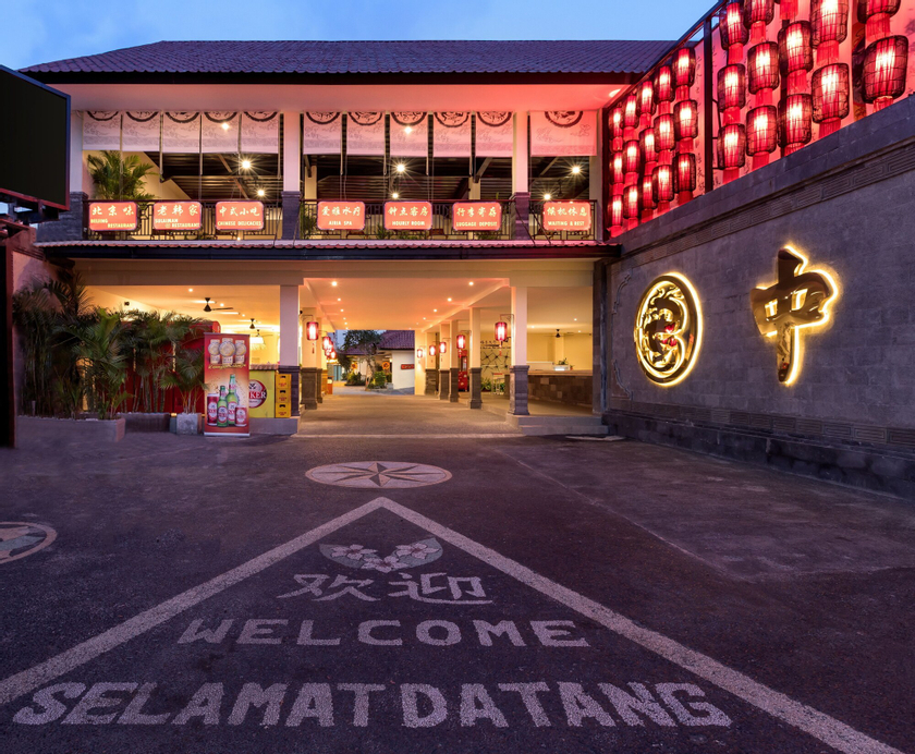 OYO 1992 China Town Hotel Bali, Badung