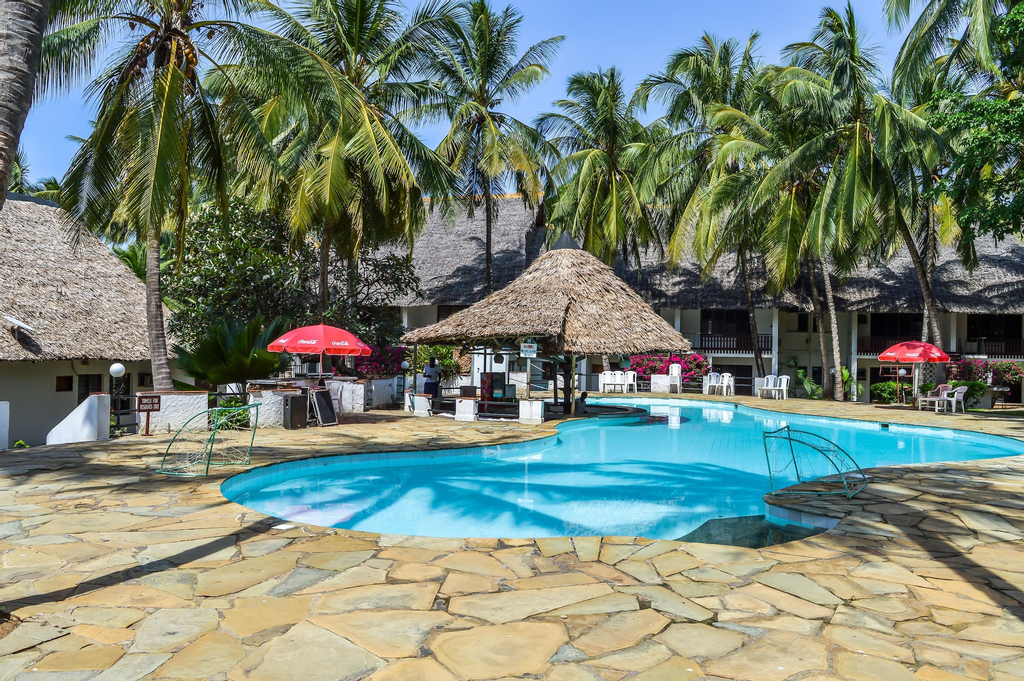 Milele Beach Resort, Nyali