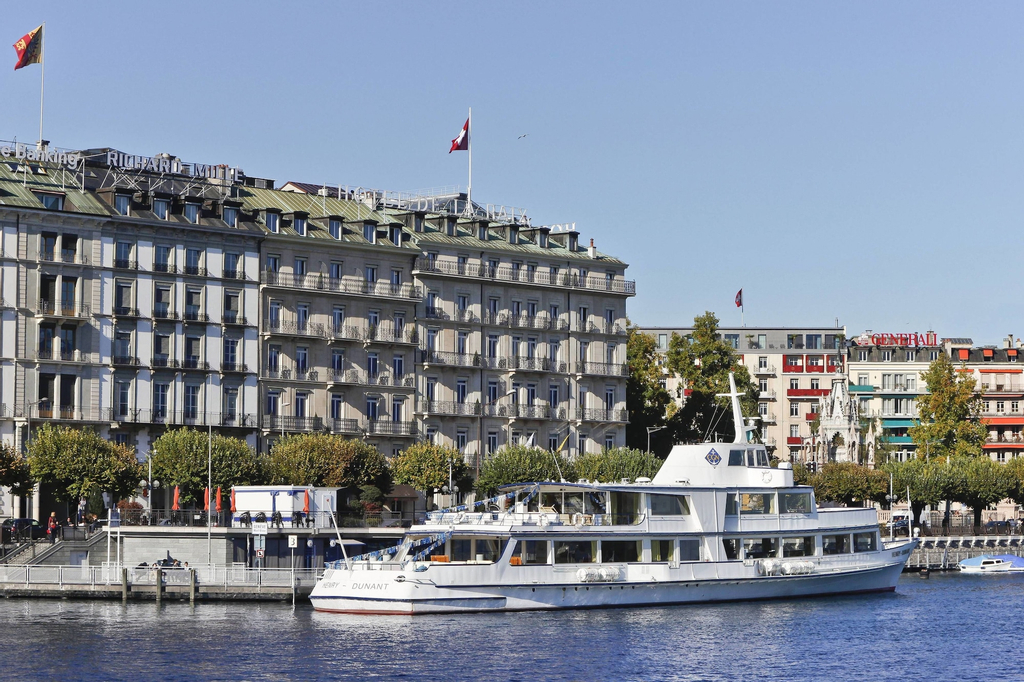The Ritz-Carlton, Hotel de la Paix, Geneva, Genève
