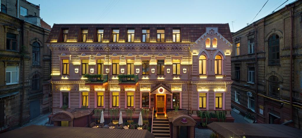 Hotel 19, Kharkivs'ka
