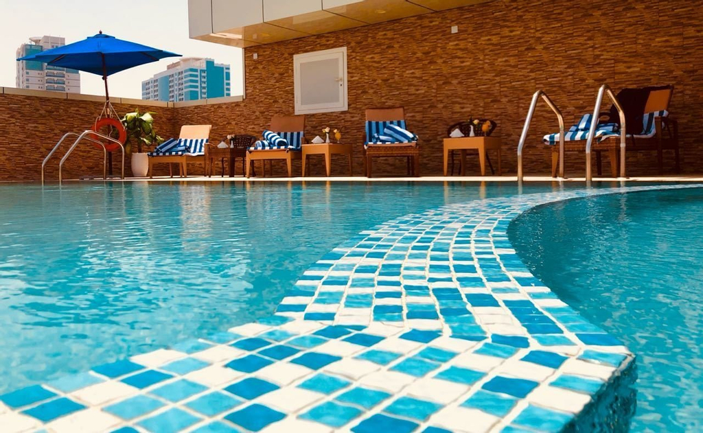 Al Salam Grand Hotel-Sharjah,