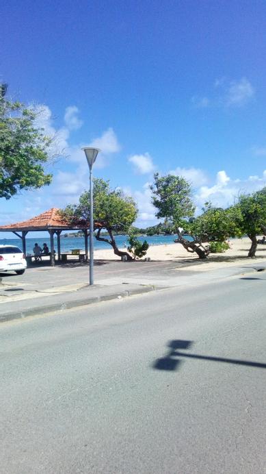 Studio in La Trinité, With Wonderful sea View and Enclosed Garden - 100 m From the Beach, La Trinité