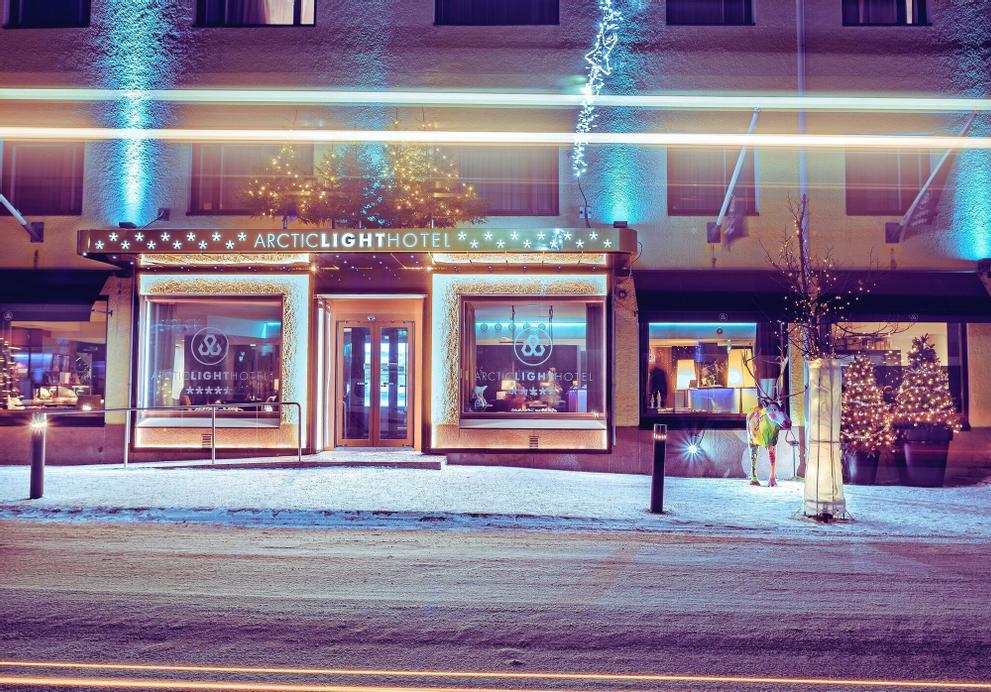 Arctic Light Hotel, Lapland