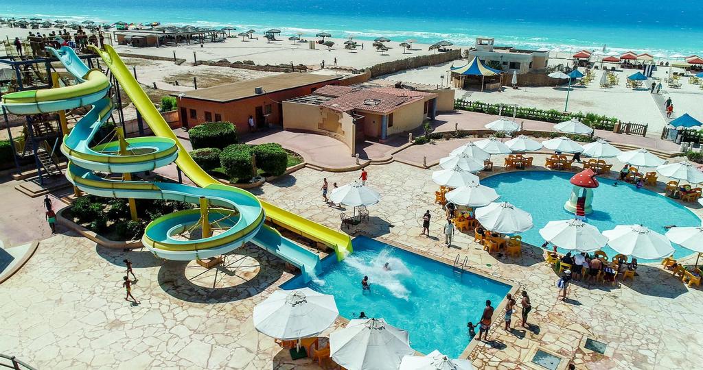 Green Leaves Aqua Park Beach Resort North Coast, Al-Hammam