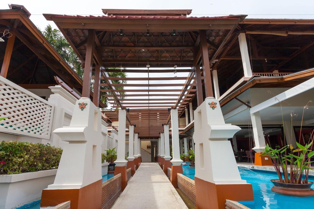 The Briza Beach Resort, Samui, Ko Samui