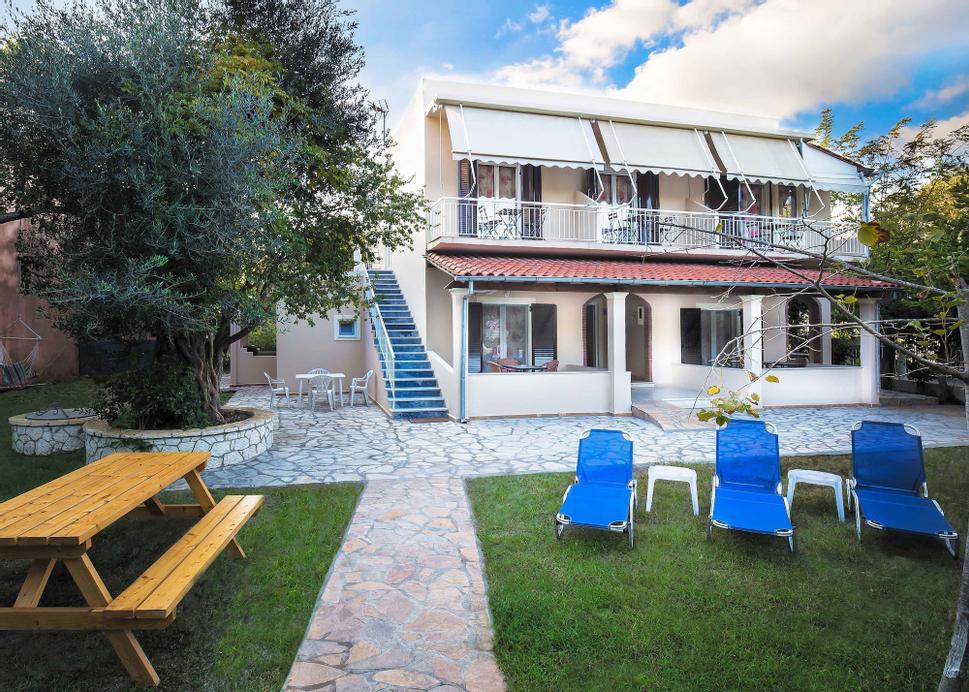 Marilena House, Ionian Islands