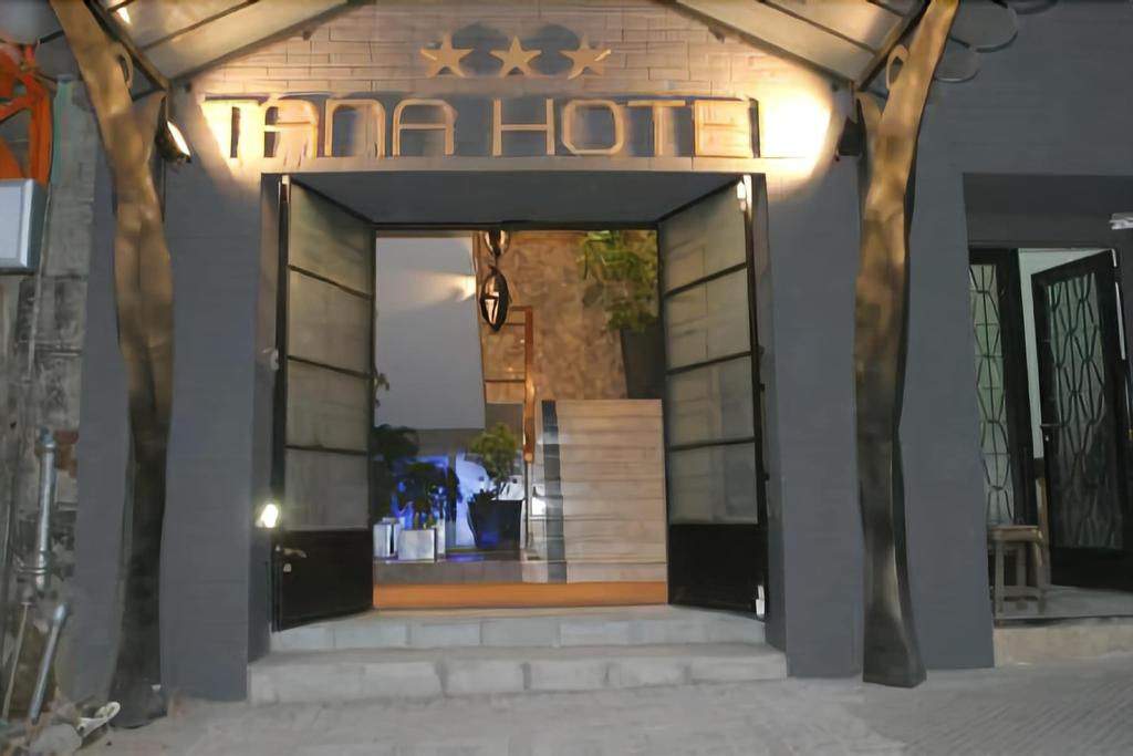 Tana Hôtel, Analamanga