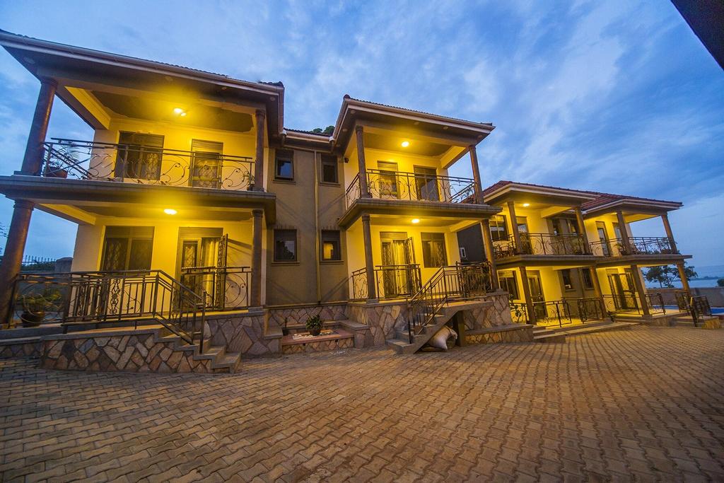 Victoria Breeze Hotel Apartment, Kigulu