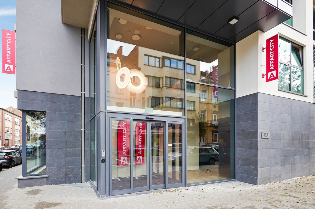 Appart'City Confort Bruxelles Centre Gare du Midi, Bruxelles
