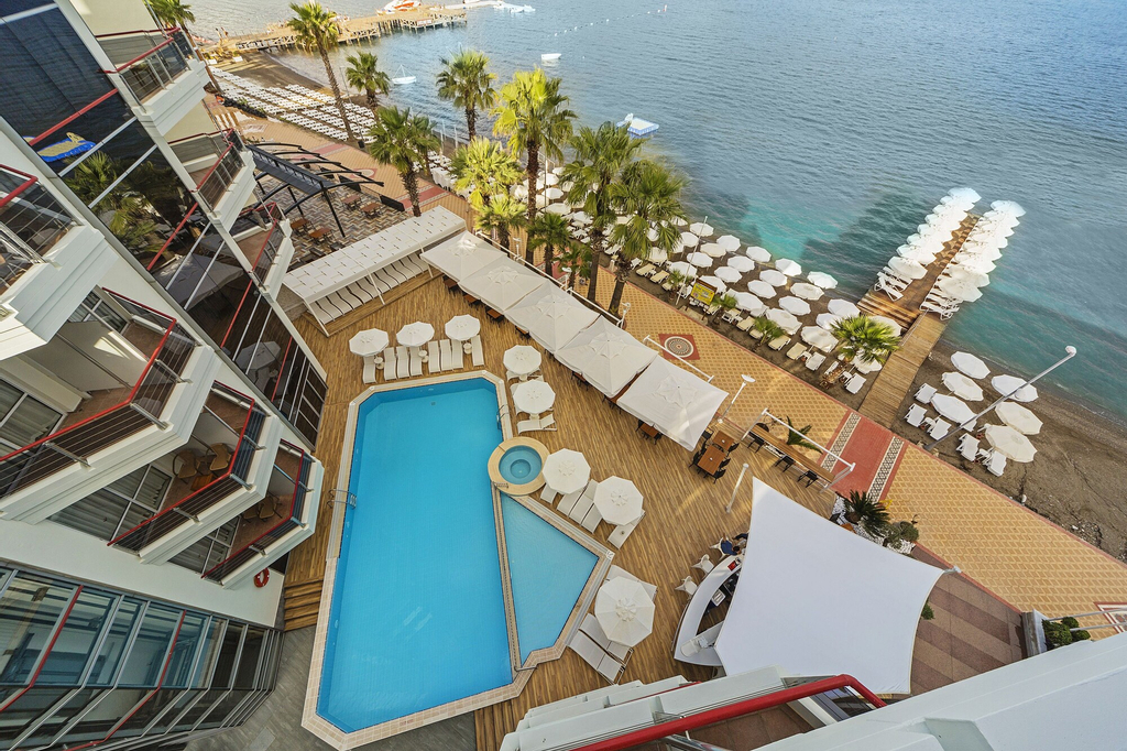 Poseidon Hotel - Adults Only, Marmaris