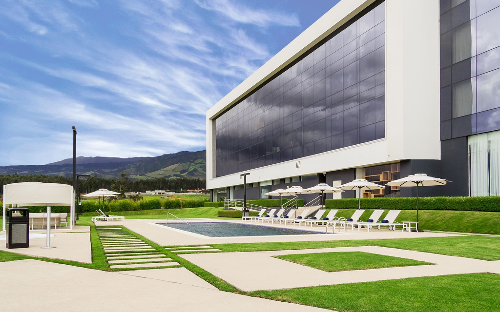 Eb Hotel By Eurobuilding Airport Quito, Quito