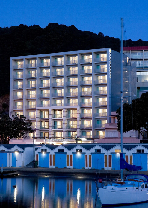 Copthorne Hotel Wellington, Oriental Bay, Wellington