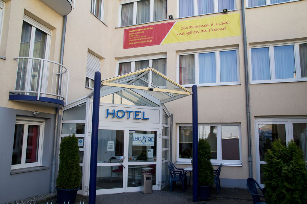 LeoMar Flatrate Hotel, Ulm