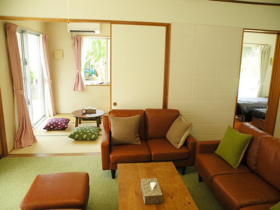 Motobu Cottage Nobaru, Motobu