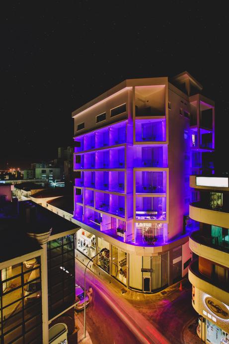 The Josephine Boutique hotel,