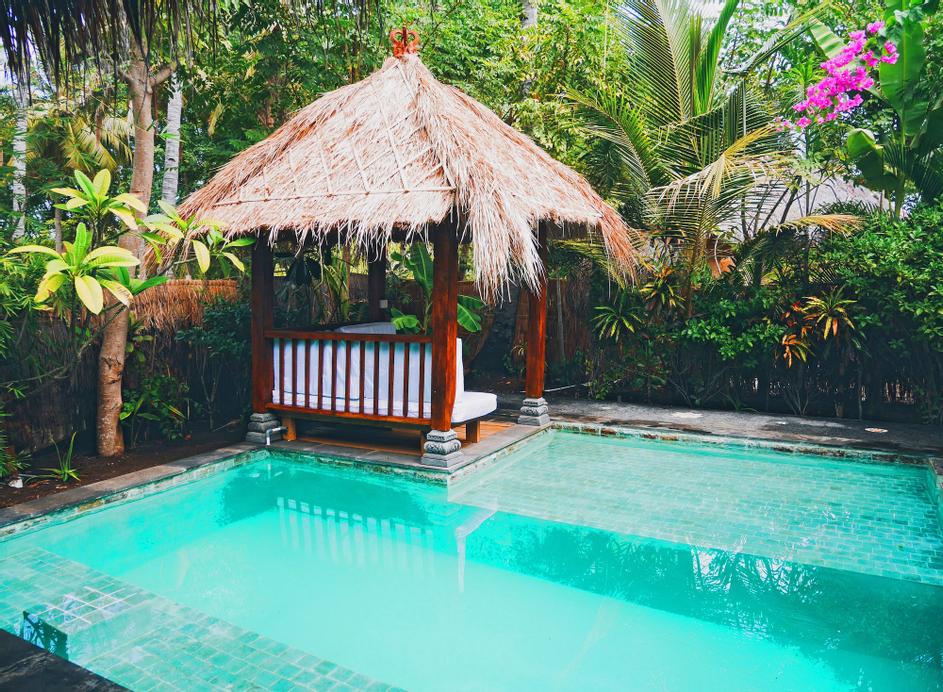 Meno Island Villas, Kepulauan Gili