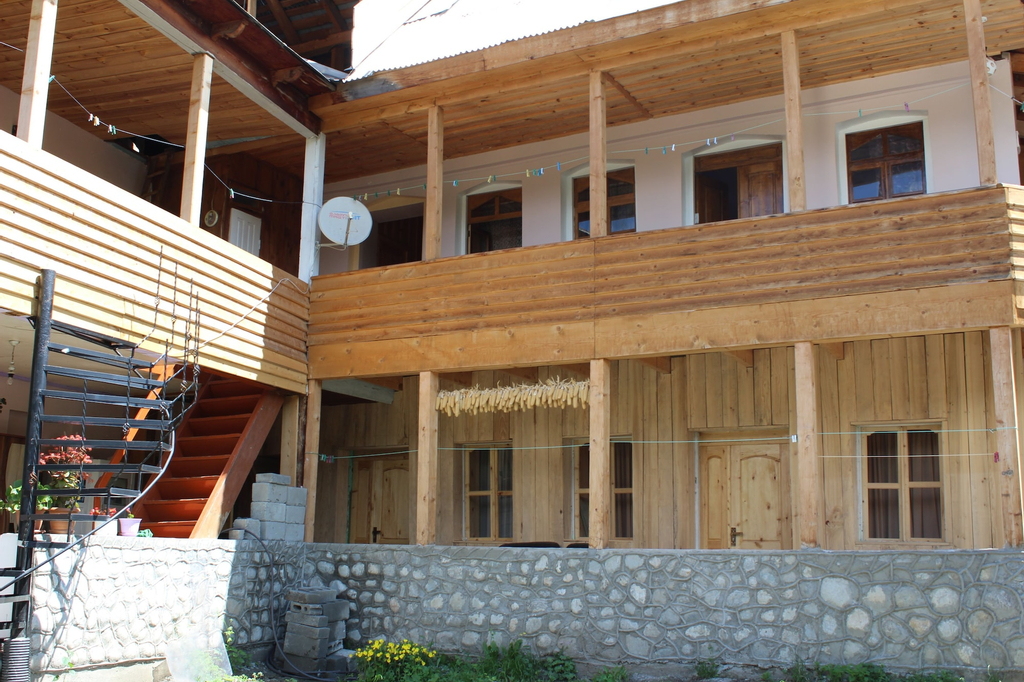 Ecohouse Svaneti, Mestia