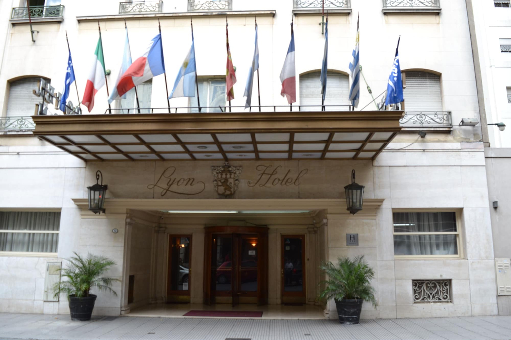 Hotel Lyon, Distrito Federal