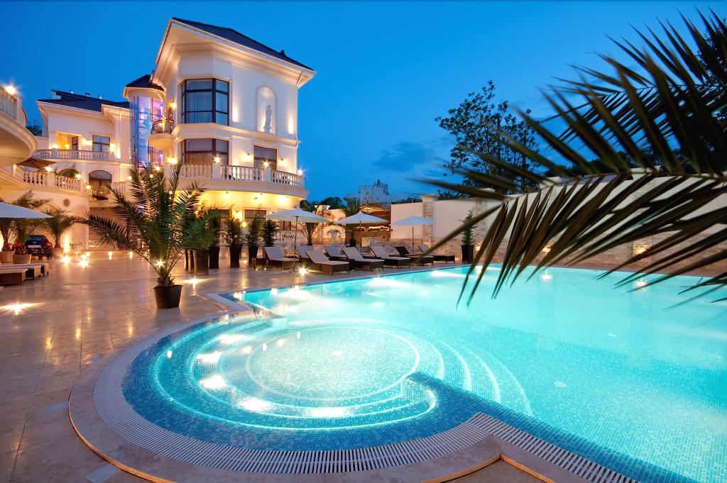 Villa le Premier, Odes'ka