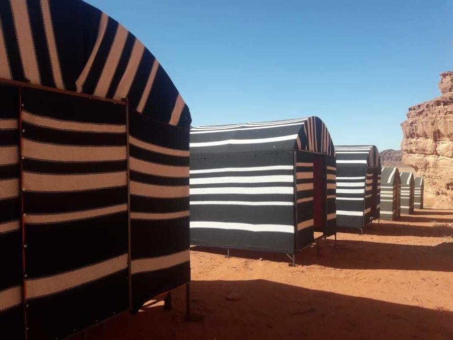 Bedouin Night Camp, Aqaba