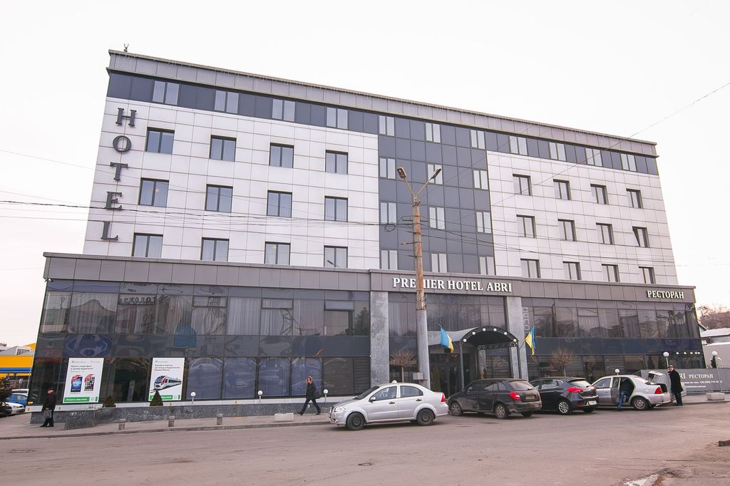 Premier Hotel Abri, Dnipropetrovs'ka