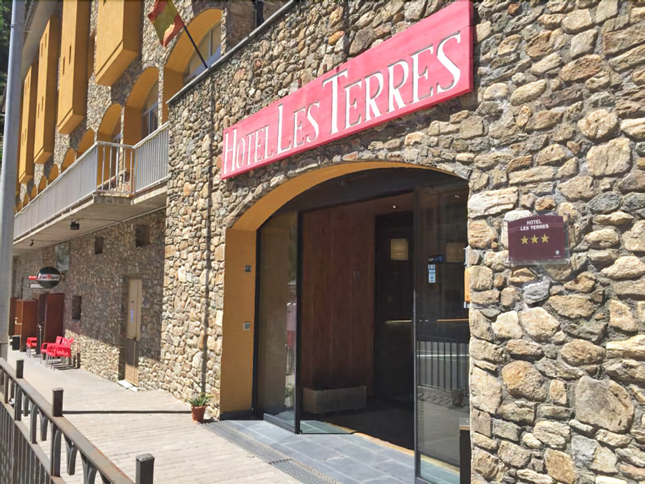 Hotel Les Terres,