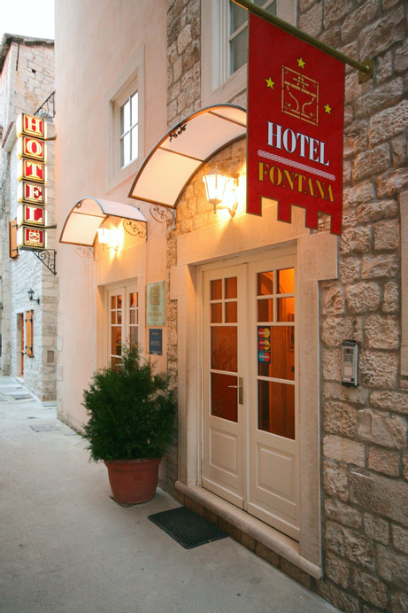 Hotel Villa Fontana, Trogir