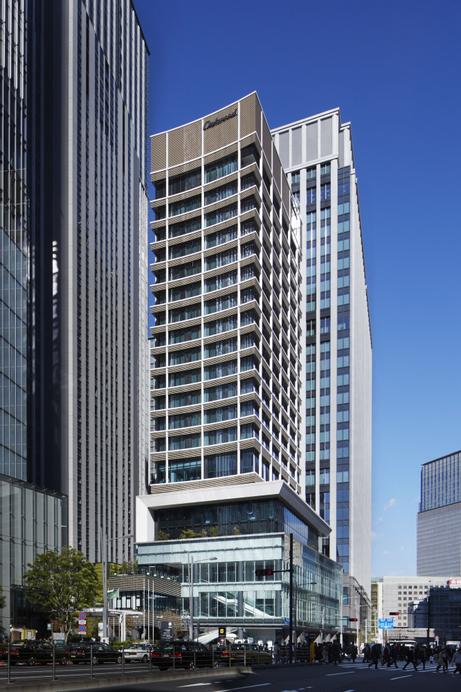 Oakwood Premier Tokyo, Chiyoda