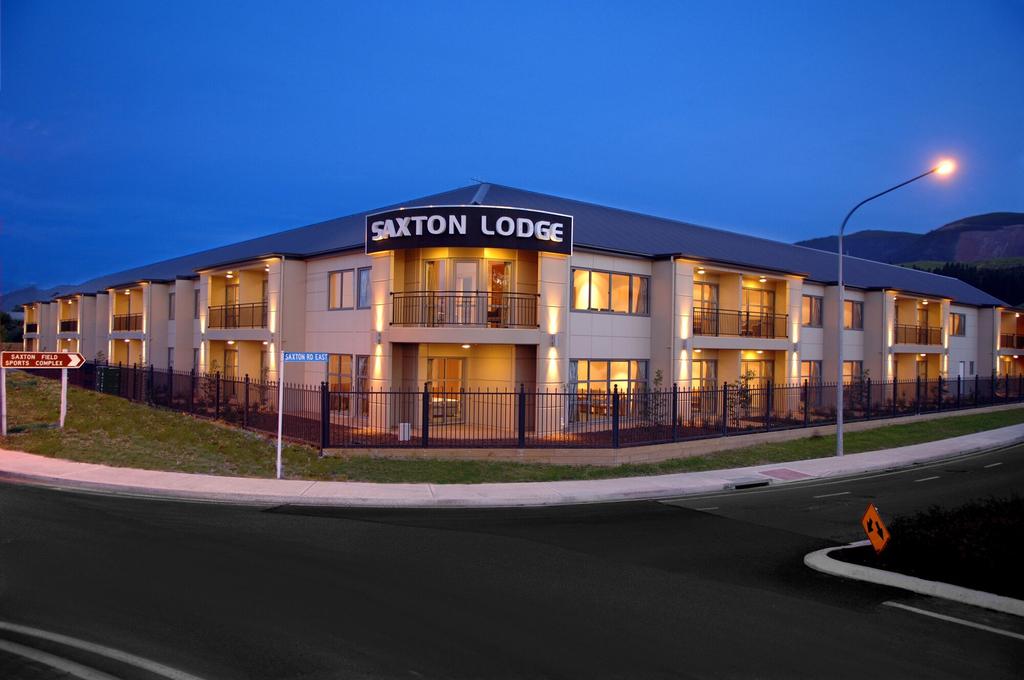 Saxton Lodge, Nelson