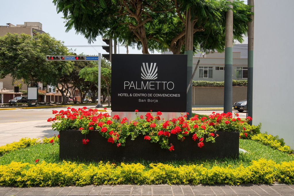 Palmetto Hotel Business San Borja, Lima