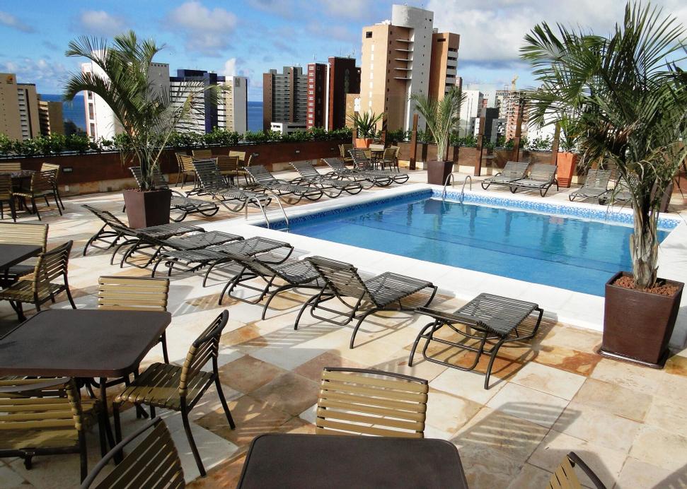 Hotel Praia Centro, Fortaleza