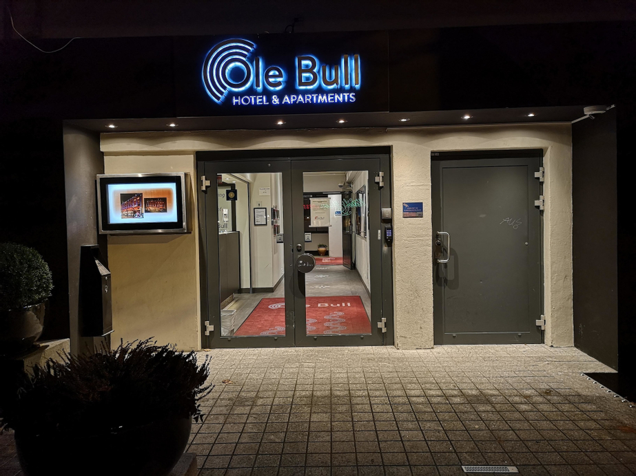 Ole Bull Hotel & Apartments, Bergen