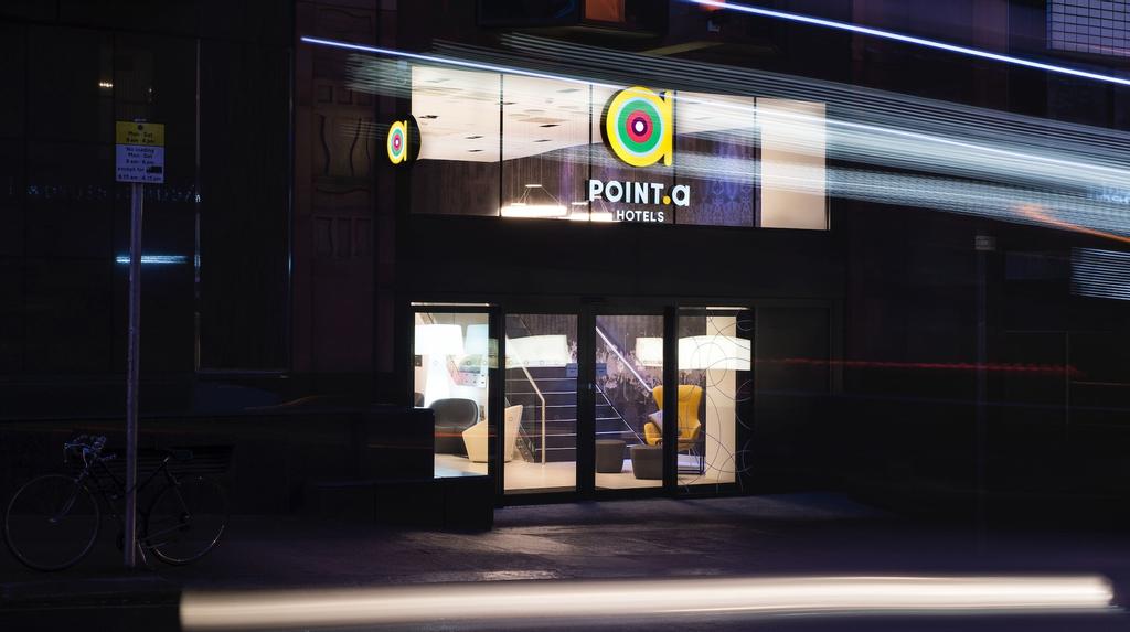 Point A Hotel Glasgow, Glasgow