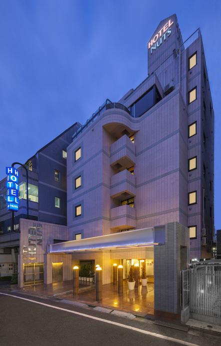 City Hotel N.U.T.S., Shinjuku