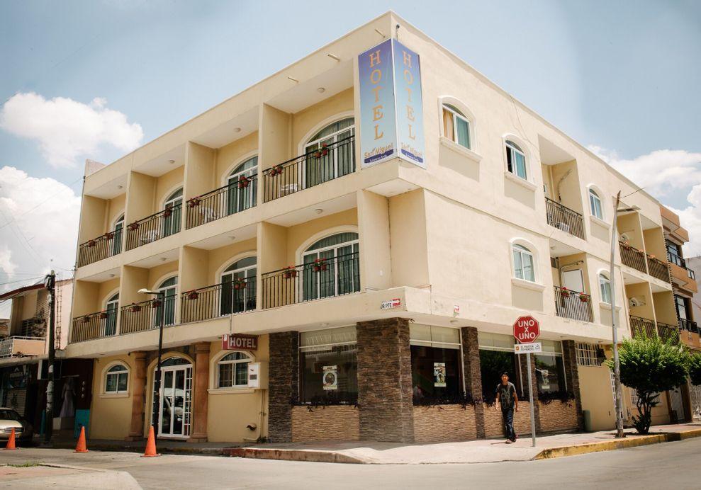 Hotel San Miguel, Tuxtla Gutiérrez