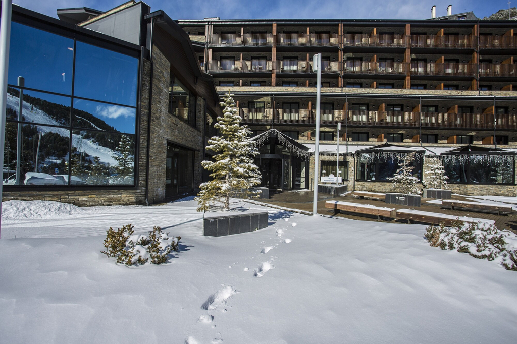 Park Piolets MountainHotel & Spa,