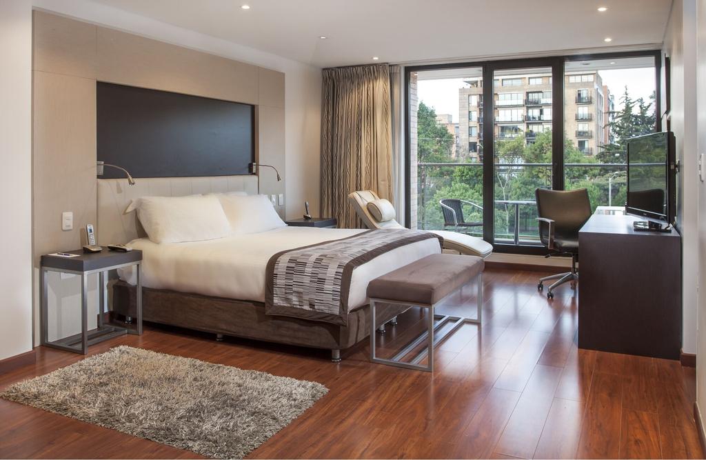 Hotel Jazz Apartments, Santafé de Bogotá