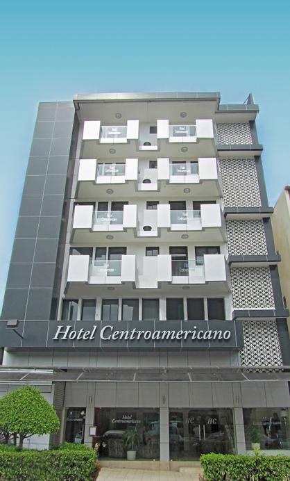 Hotel Centroamericano, Panamá