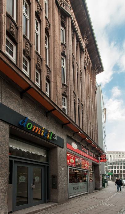 Centro Hotel Domicil 31, Bremen